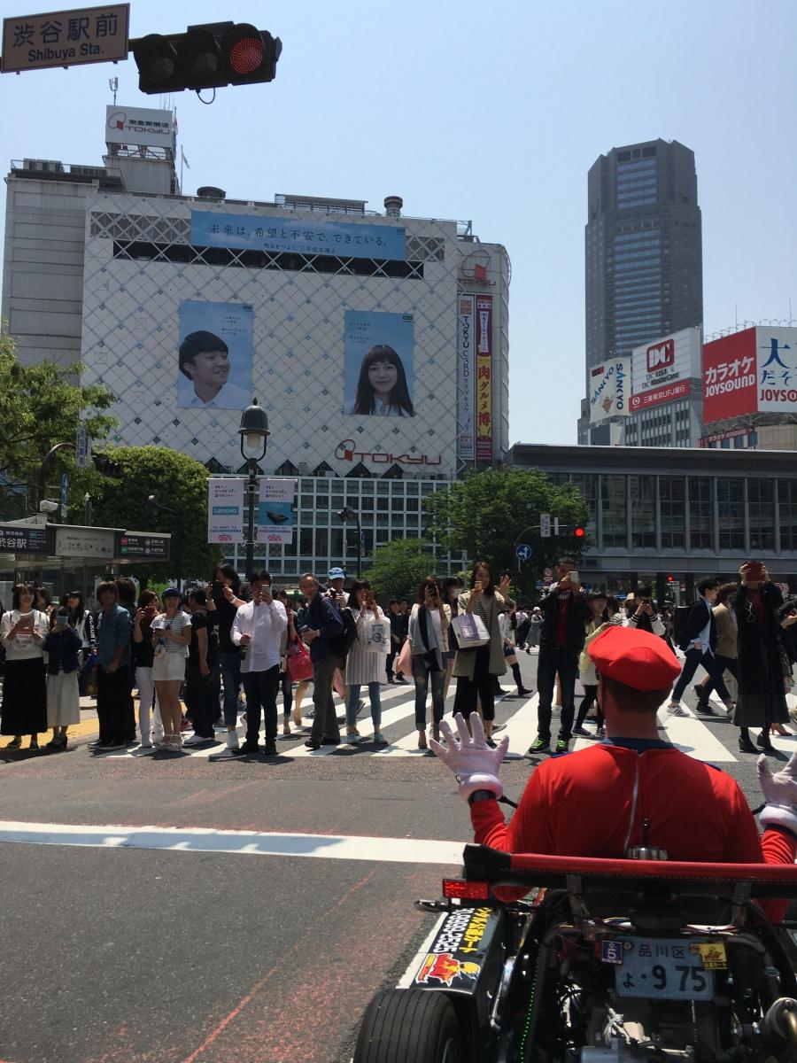Tokyo Tourist Attraction