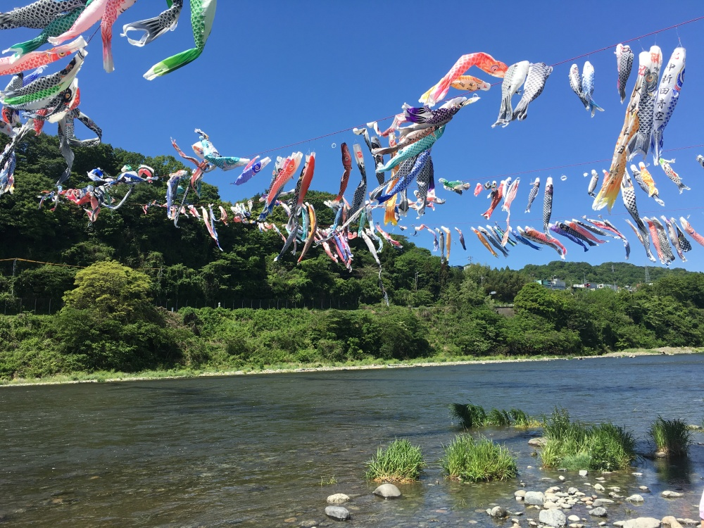 summer festivals in Japan