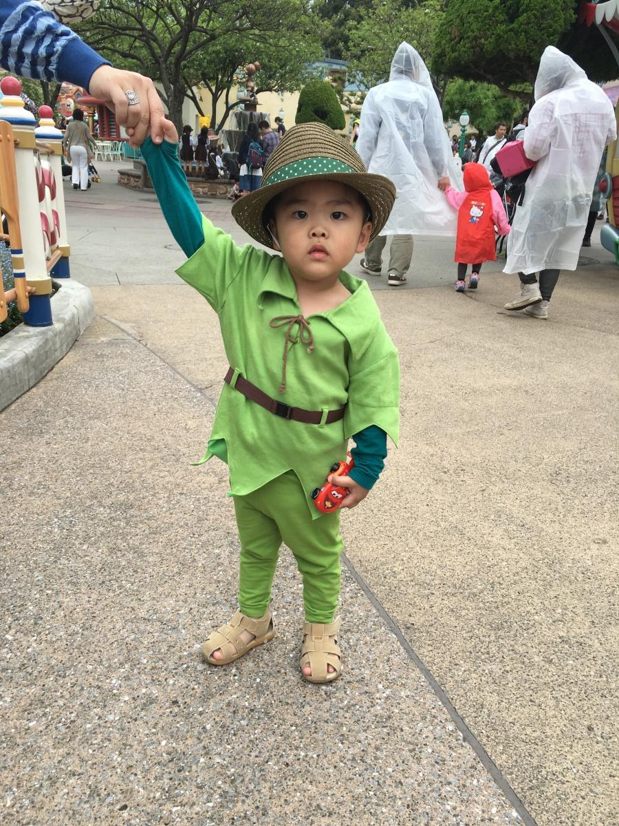 Tokyo Disney Fashion