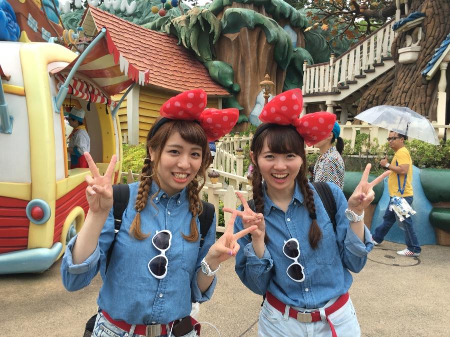 Fashion Tokyo Disney
