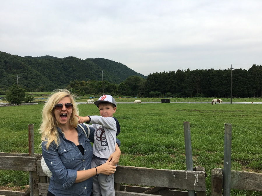 Hattori Farm Visit