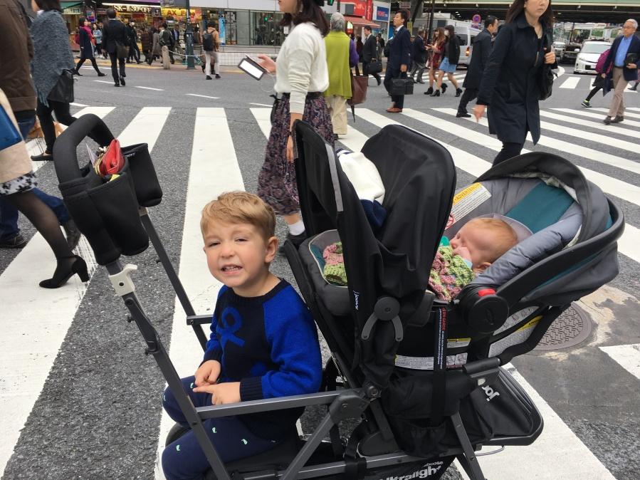 joovy stroller in tokyo