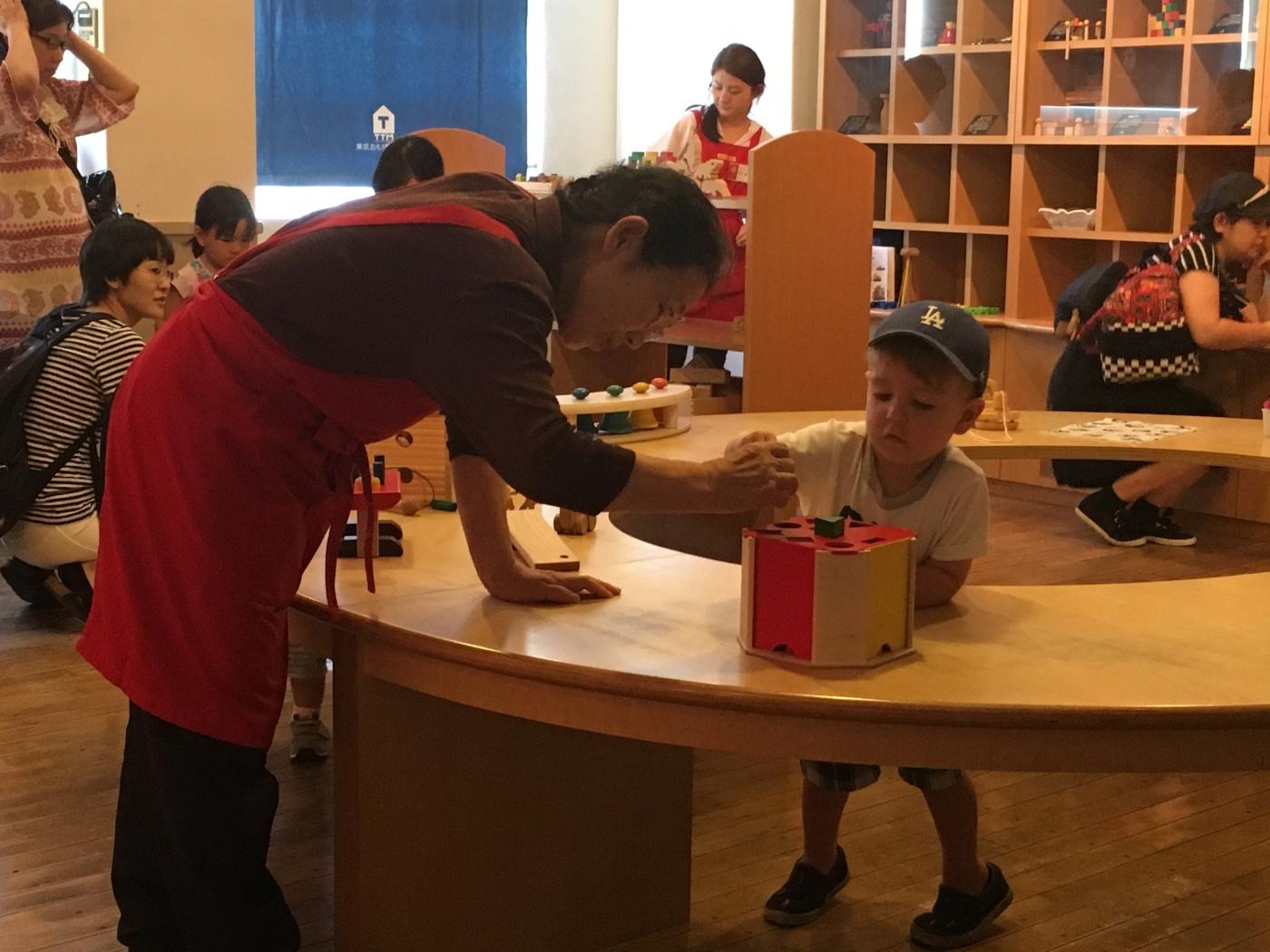 kids activities tokyo