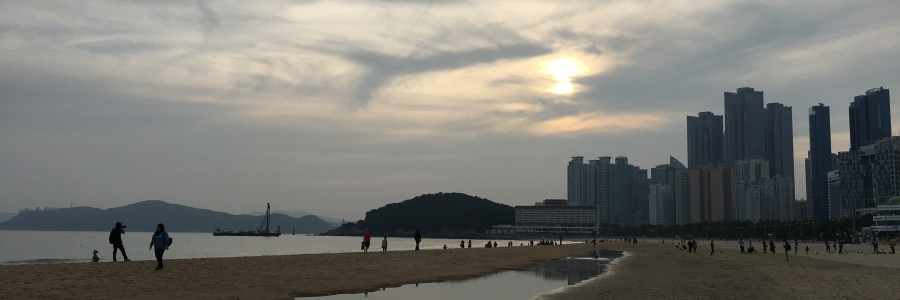 busan with kids