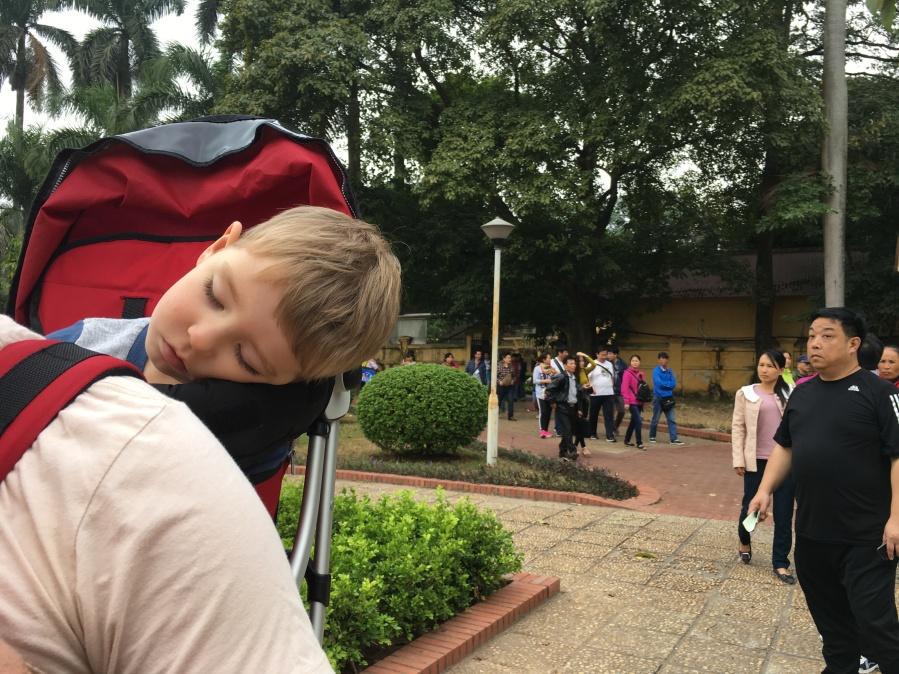 travel vietnam with kids