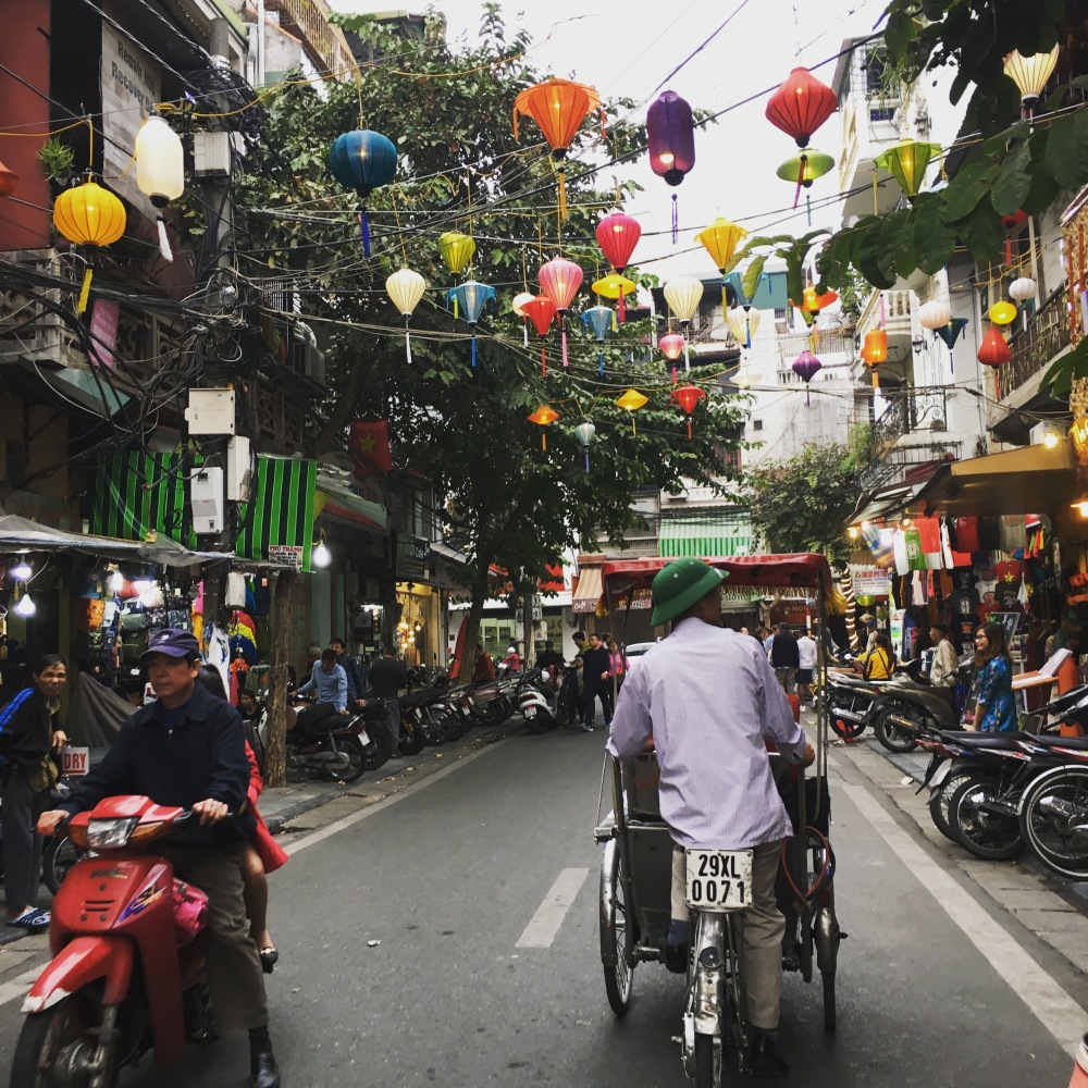 family travel to hanoi