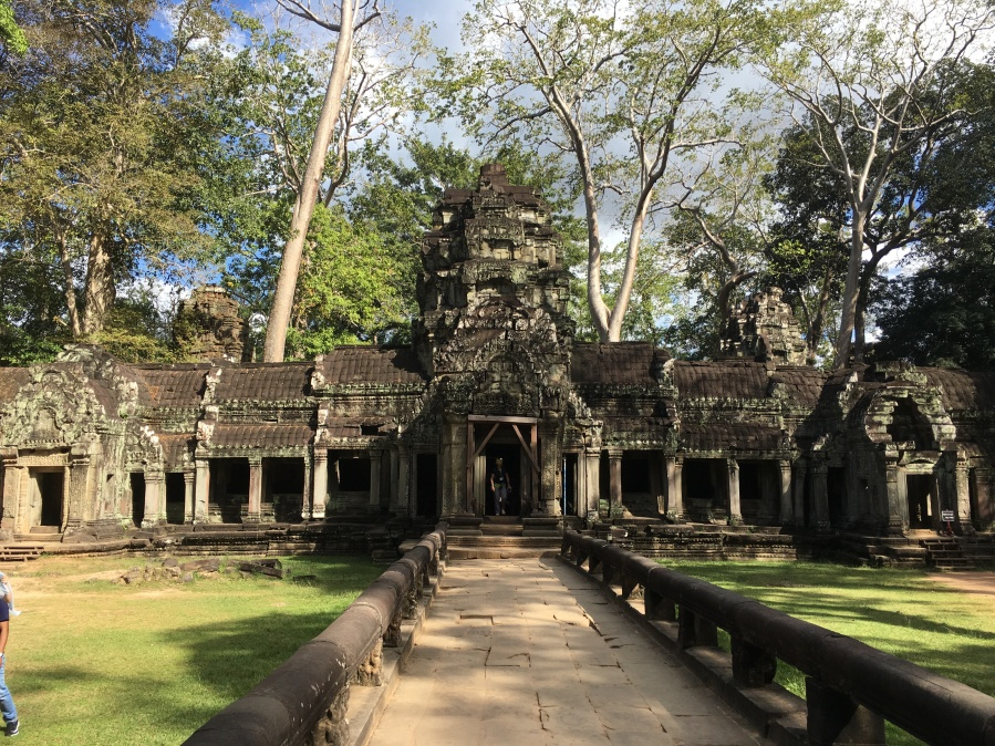 Siem Reap Cambodia with Kids